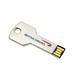 Key Shape Pen Drive