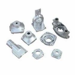 CNC Machine Aluminium Gravity Die Casting for Industrial Machinery
