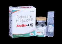 Ceftazidime 125mg Injection