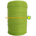 Lime Green Waxed Cotton Cord / Dori