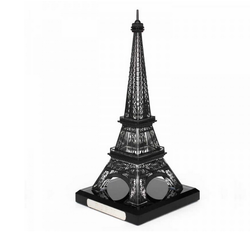 Eiffel Tower Black
