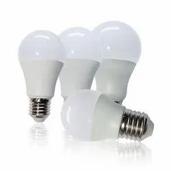 Ceramic Round 25 W LED Bulb, For Indoor, 10V-49V
