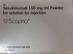 Scapho 150mg injection