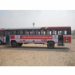 Bus Painting Advertising