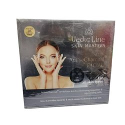 Vedic Line Active Charcoal Facial Kit