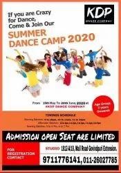 Summer Dance Camp