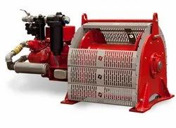 Air Winch Upto 10 Ton Capacity