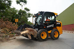 JCB Skid Steers Loader Rental
