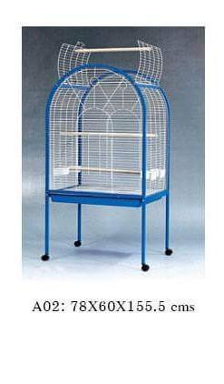 A02 Parrot Cage