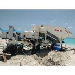 MMP Series Mobile Concrete Batching