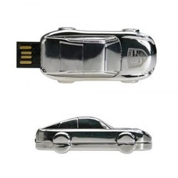 Car Shape Metal USB Pen Drive