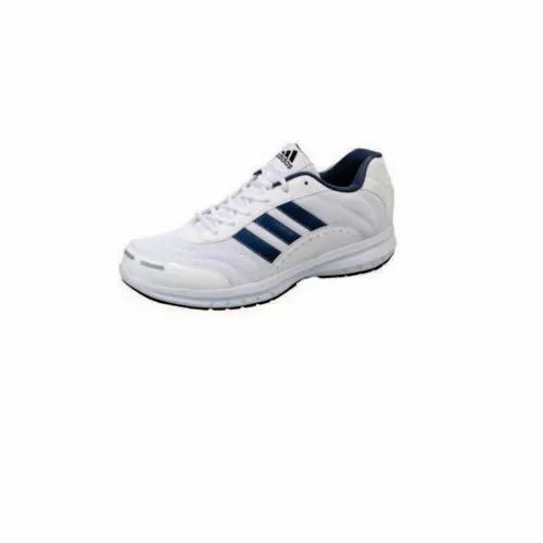 Adidas Mens White Running Sports Shoes