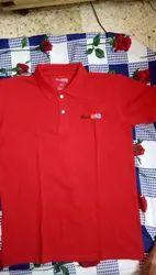 Collar Neck Formal Wear Polo T Shirts