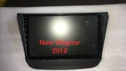3d Black New Wagon-r Brand Android Music System