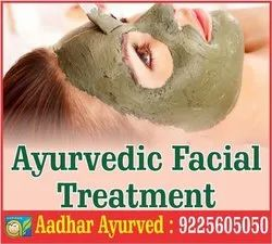 Ayurvedic Facial Treatment