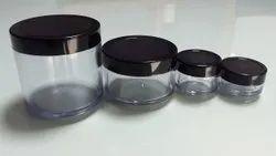 50 gm Acrylic Cream Jar