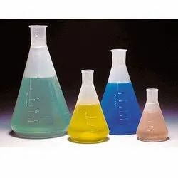 Plastic Conical Flasks