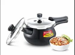 Black Prestige Deluxe Plus HA Duo Handi Cooker