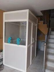 CoronVirus Testing Booth