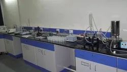 Mineral Water Plant Lab Setup