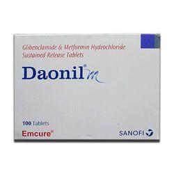 Daonil M Tablet