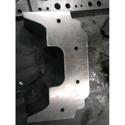 Silver Stainless Steel Precision Moulded Components