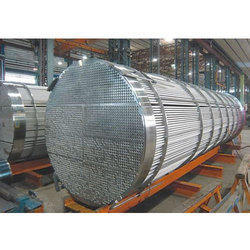 Stainless Steel Heat Exchanger For Power Generation And Pharmaceutical Industry, Medium Used:Oil, Water