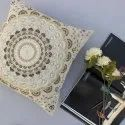 Indian Multi Color Hand Made Cotton Embroidery Home Decor Decorative Sofa Chair Cushion Cover