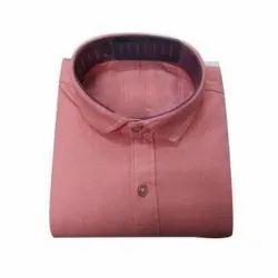 Smart-X Formal Wear Men's Cotton Formal Shirt, Machine wash