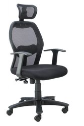 Workstation Chair With Headrest