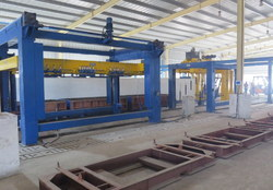 AAC Bricks Manufacturing Line