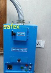 Sanitary Pad Disposal Machine
