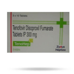 TenoHep 300mg Tablets