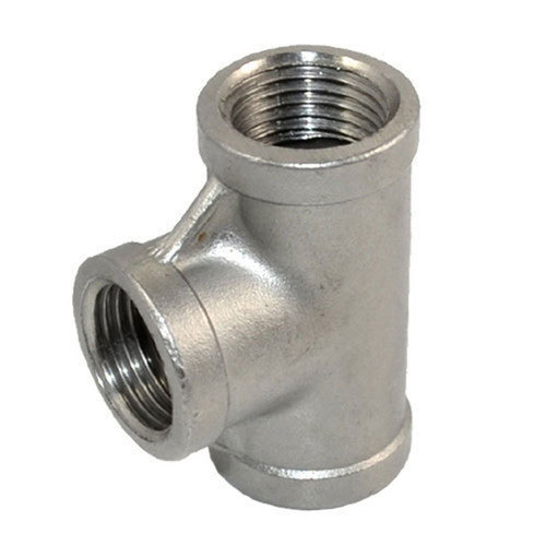 Reducing Tee  Forged Pipe Fittings   Size  1 Inch  For