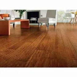 Brown PVC Flooring