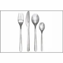 Sliver Stainless Steel Cutlery Spoon Set