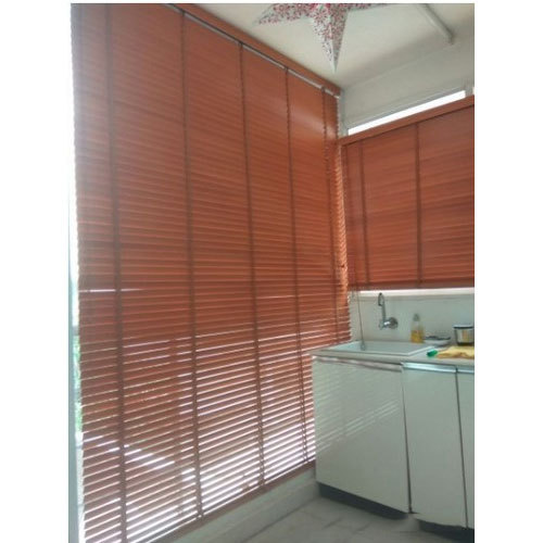 SLR011 Wooden Window Blind