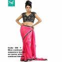 Ladies Silk & Crepe Designer Saree