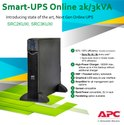 Apc Smart-ups Online 2k/3kva Src2kuxi, Src3kuxi