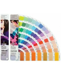 Pantone Shade Card Solid Coated & Uncoated GP1601N Book