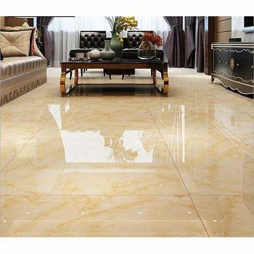 Ceramic Vitrified Living Room Floor