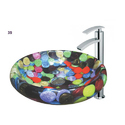 Multicolor M R B Sanitary And Ceramic Tyre Resin Wash Basin
