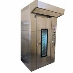 Stainless Steel Electric Bakery Oven Machine, for Breads