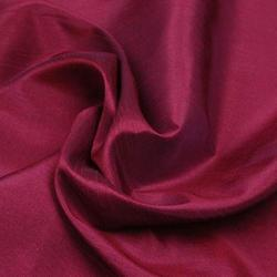 Plain Maroon Taffeta Fabric, Use: Wedding Dresses, for Gowns