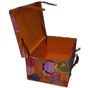 New Indian Handmade Wooden Suit Case Boxes