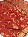 Indian Banarasi Silk Saree