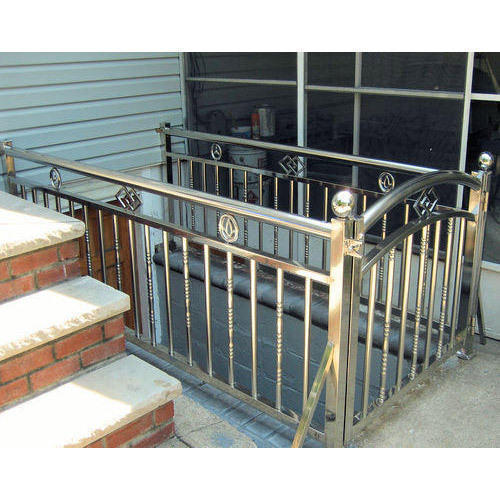 Stainless Steel Fancy Railings for Home