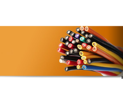 Black PVC Coaxial Cable, Conductor Stranding: Stranded