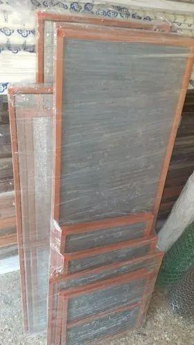 3 To 4 Feet Hinged Aluminium Mosquito Net Window