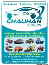 ALL TYPES OF VEHICLE INSURANCE AVAILABLE